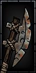 Barbarin Waffe Level 2