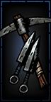 Grabräuberin Waffe Level 4