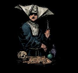 Sanitarium character