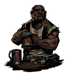 Tavern character