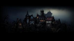 Darkest dungeon - город