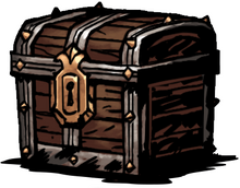 Bandits trapped chest