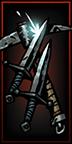 Grabräuberin Waffe Level 5