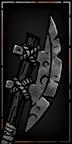 Barbarin Waffe Level 1