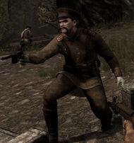 Russian Officer
