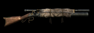 Morgan-James Rifle