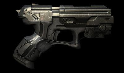 DNGr Pistol