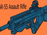 AR-55 Assault Rifle