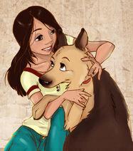 Maya and kenjii by leelee2489-d3ev7zh
