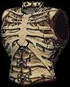 Bone Breastplate Human