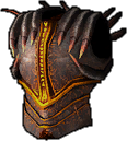 Infernal Cuirass Human
