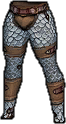 Scale Leggings Human