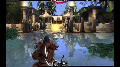 Darkfall Unholy Wars Short Gameplay Video HD