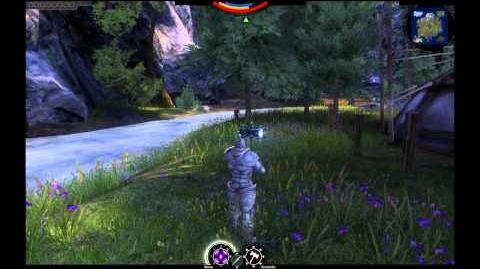 Darkfall Unholy Wars Role System Baresark-1