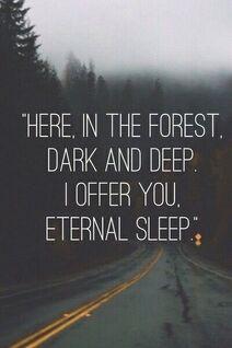 Intheforest