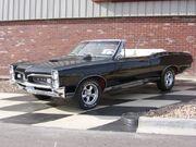 Convertable Black GTO