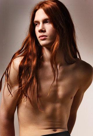 gay boys long hair