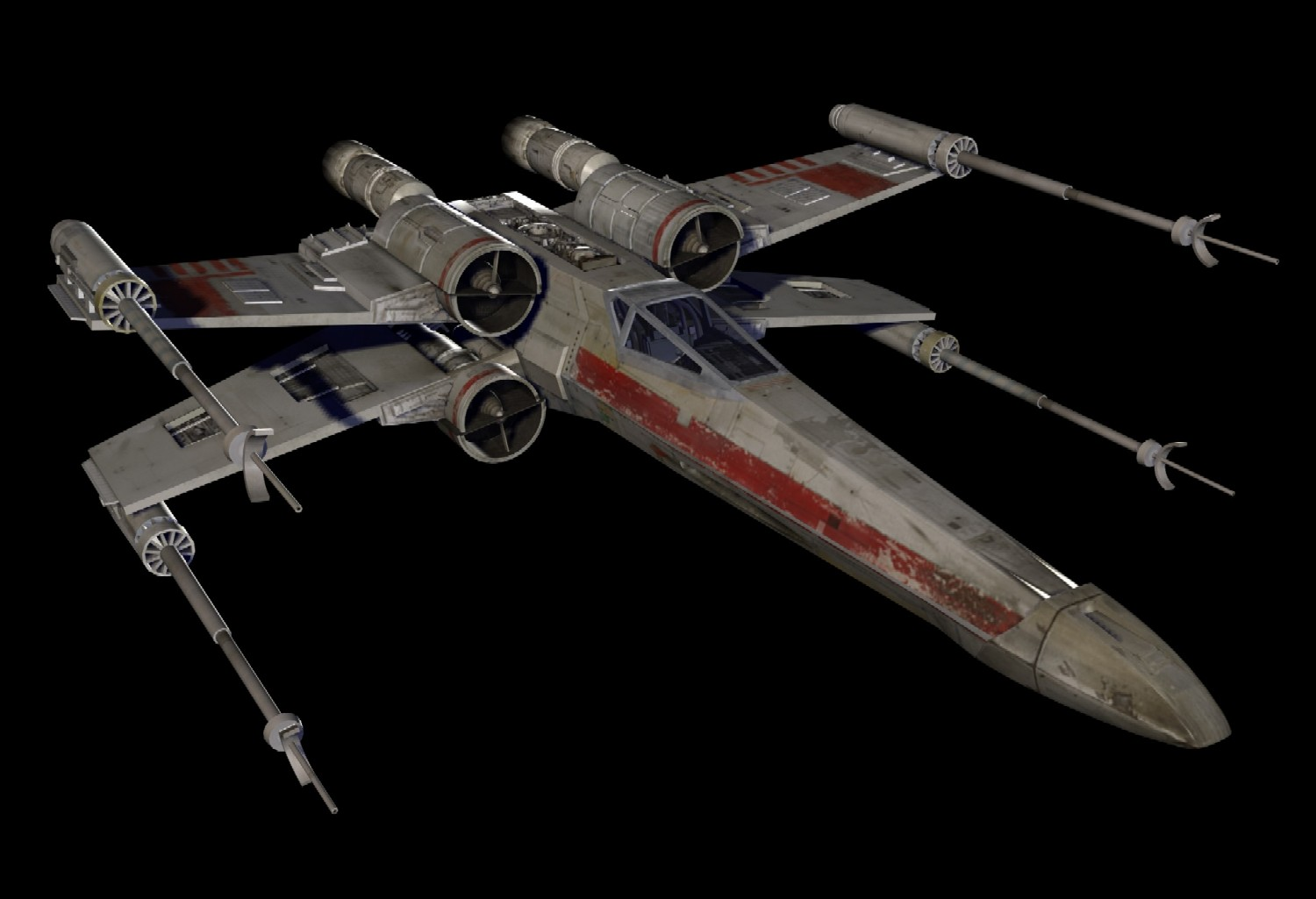 X Wing Mk Ii Starfighter Star Wars Dark Horizon S Mush