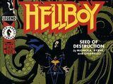 Hellboy: Seed of Destruction Vol 1 3