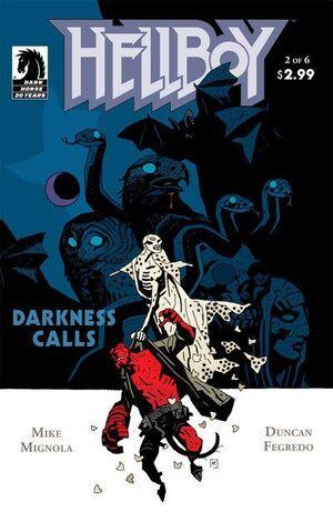 Hellboy Darkness Calls Vol 1 2