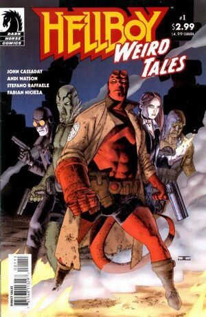 Hellboy Weird Tales Vol 1 1