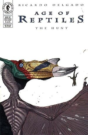 Age of Reptiles The Hunt Vol 1 5