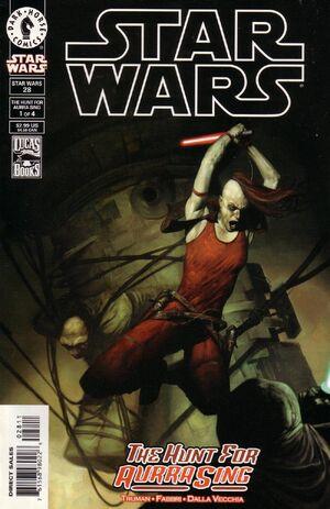 Star Wars Republic Vol 1 28