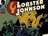 Lobster Johnson: The Iron Prometheus Vol 1 1