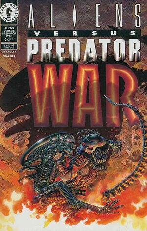 Aliens vs. Predator War Vol 1 0