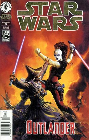 Star Wars Republic Vol 1 12