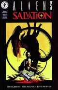 Aliens Salvation Vol 1 1