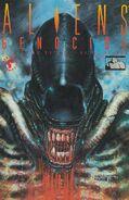 Aliens Genocide Vol 1 1