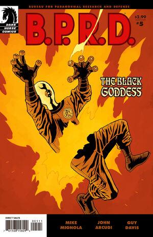 B.P.R.D. The Black Goddess Vol 1 5