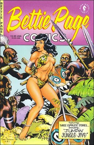 Bettie Page Comics Vol 1 1