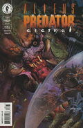 Aliens vs. Predator Eternal Vol 1 1