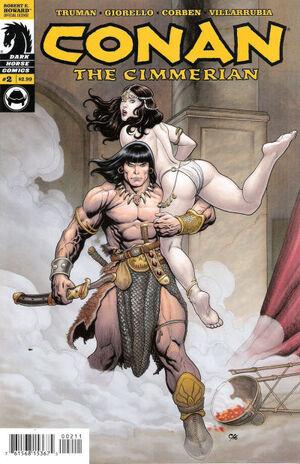 Conan the Cimmerian Vol 1 2