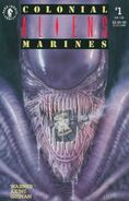 Aliens - Colonial Marines 1