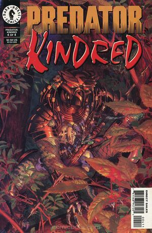 Predator Kindred Vol 1 4