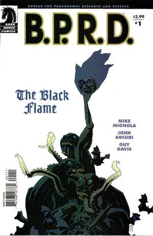 BPRD The Black Flame 1