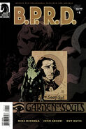 BPRD Garden of Souls Vol 1 1