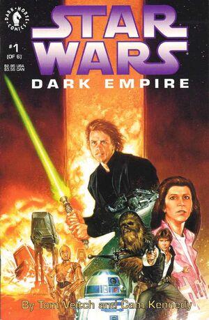 Star Wars Dark Empire Vol 1 1