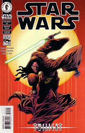 Star Wars Republic Vol 1 21