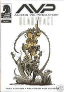 Aliens vs. Predator Deadspace Vol 1 1