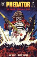 Predator Bloody Sands of Time Vol 1 1