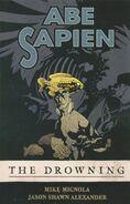 Abe Sapien The Drowning TPB Vol 1 NN