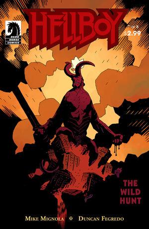 Hellboy The Wild Hunt 7