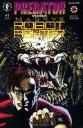 Predator vs Magnus Robot Fighter Vol 1 1