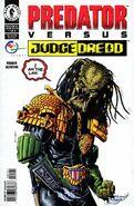 Predator vs Judge Dredd Vol 1 1
