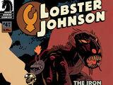 Lobster Johnson: The Iron Prometheus Vol 1 4