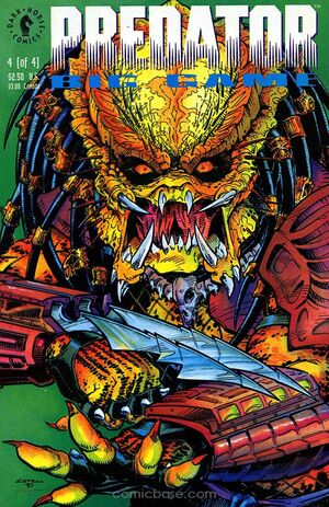 Predator Big Game Vol 1 4